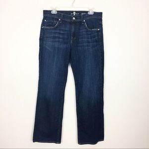 7 For all Mankind Austyn Bootcut Jeans Size 32